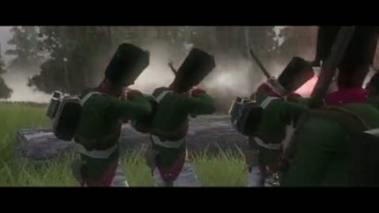 "Napoleon: Total War ""Imperial Eagle Pack DLC Trailer"""
