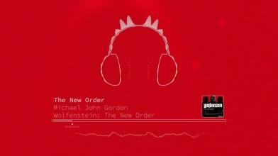 Саундтрек Michael John Gordon - The New Order (Wolfenstein The New Order)