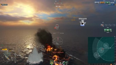 World of Warships Кто сильнее: Nelson или Duke of York
