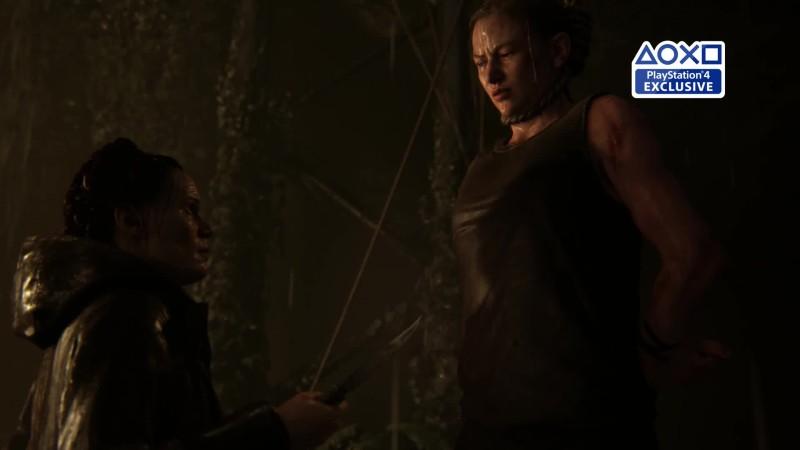 Первый геймплейный трейлер The Last of Us: Part II