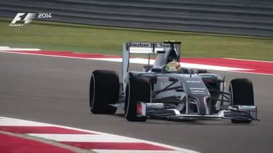 """F1 2014 """"Трасса Остин"""""""