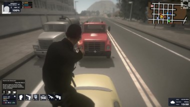 "Enforcer: Police Crime Action ""24 минут геймплея"""