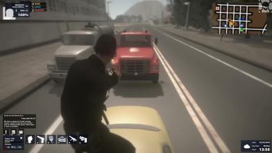 """Enforcer: Police Crime Action """"24 минут геймплея"""""""