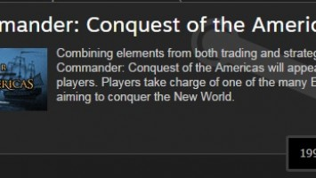 Раздача игры Commander Conquest Of The Americas