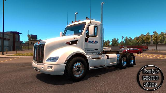 ats quotamerigas truck skin pack amerigas standalone tanker
