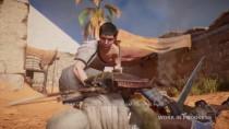Ужасная лицевая мультипликация равно письмо на Assassin's Creed: Origins