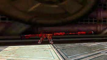 M4A1-S Bush Master для GTA San Andreas