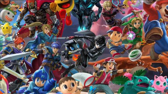Джокер из Persona 5 появится в Super Smash Bros. Ultimate уже сегодня