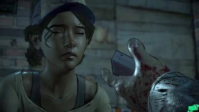 Walking Dead: Season 3, the - Смерть Девида
