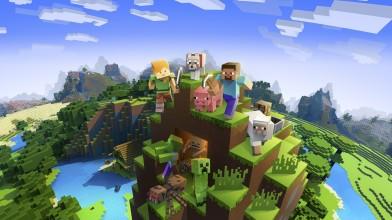 Minecraft отмечает 10 лет. Авторы игры порекомендовали Rayman Legends, Breath of the Wild и не только