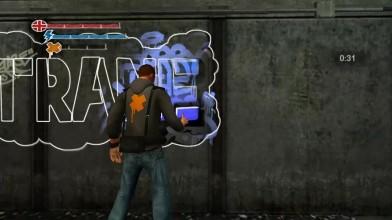 Marc Ecko's Getting Up Прохождение #4 Туннели метро