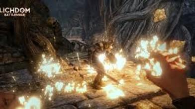 Lichdom: Battlemage: Магия графона