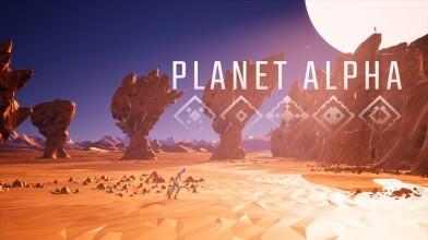 Релизный трейлер красивого платформера Planet Alpha