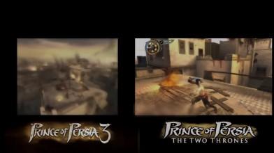 Prince of Persia 3 - В открытом мире?