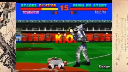 Как менялся Yoshimitsu за серию игр Tekken
