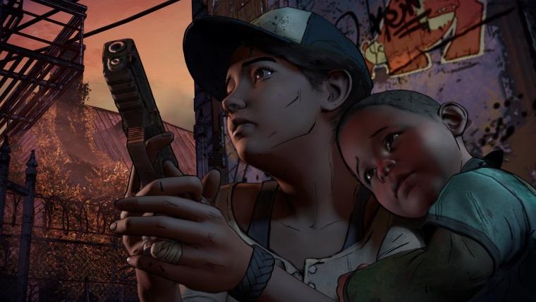 Первые скриншоты и подробности третьего сезона The Walking Dead