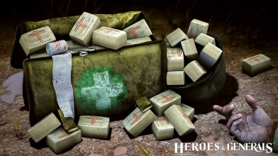 Heroes & Generals - Создайте свое видео с медиком и получите золото от разработчиков