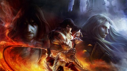 Бокс-арт Castlevania: Lords of Shadow - Mirror of Fate