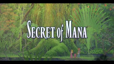 Secret of Mana - трейлер