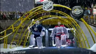 "NHL 12 ""Зимняя классика"""