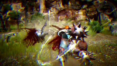 "Black Desert Online ""Valkyrie Gameplay Trailer"""