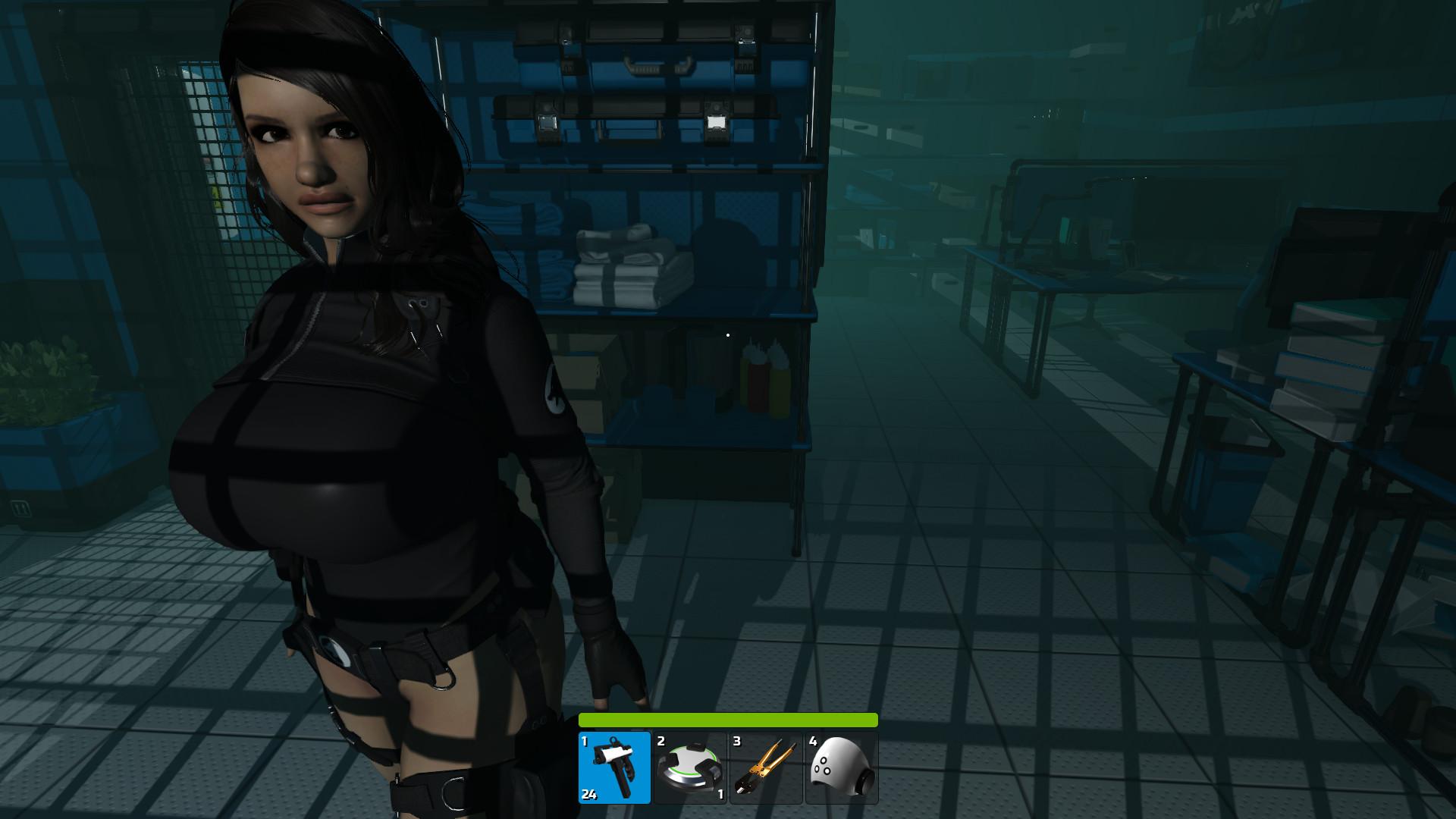 Haydee 2 появилась в Steam