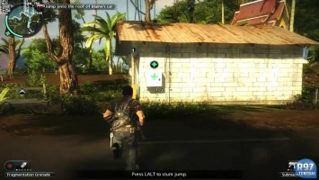 Just Cause 2, GeForce GTX 650 (non Ti)