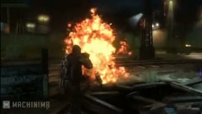 "Resident Evil: Operation Raccoon City ""Brutality Trailer"""