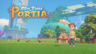 Песочница My Time at Portia получила необычно длинную демоверсию
