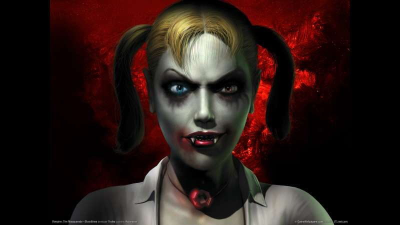 Paradox Interactive, вероятно, тизерит новую игру в серии VampireThe Masquerade