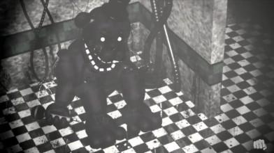 ТОП-10 Редких кадров в Five Nights at Freddy's