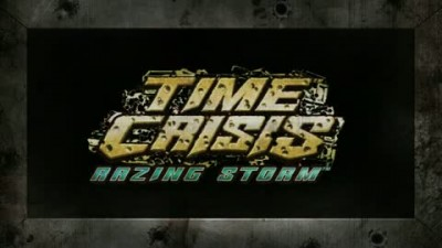"Time Crisis: Razing Storm ""Launch Trailer"""