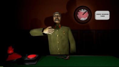 Calm Down, Stalin- симулятор рук Сталина