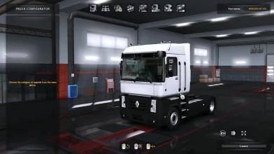 Euro Truck Simulator 2 - Обзор Renault Magnum v21.01 Для версии 1.35