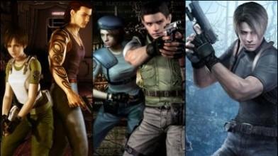 Состоялся релиз трех частей Resident Evil на Nintendo Switch