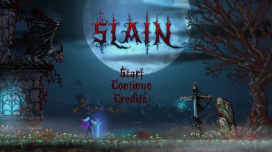 "Slain ""Геймплейный трейлер игры на Xbox One"""