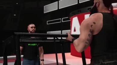 Трейлер сюжетного режима для WWE 2K19