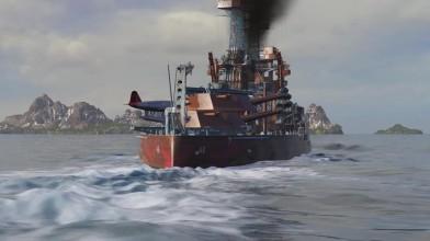 World of Warships - Полный Вперед! Предложения и Задачи Декабря #1