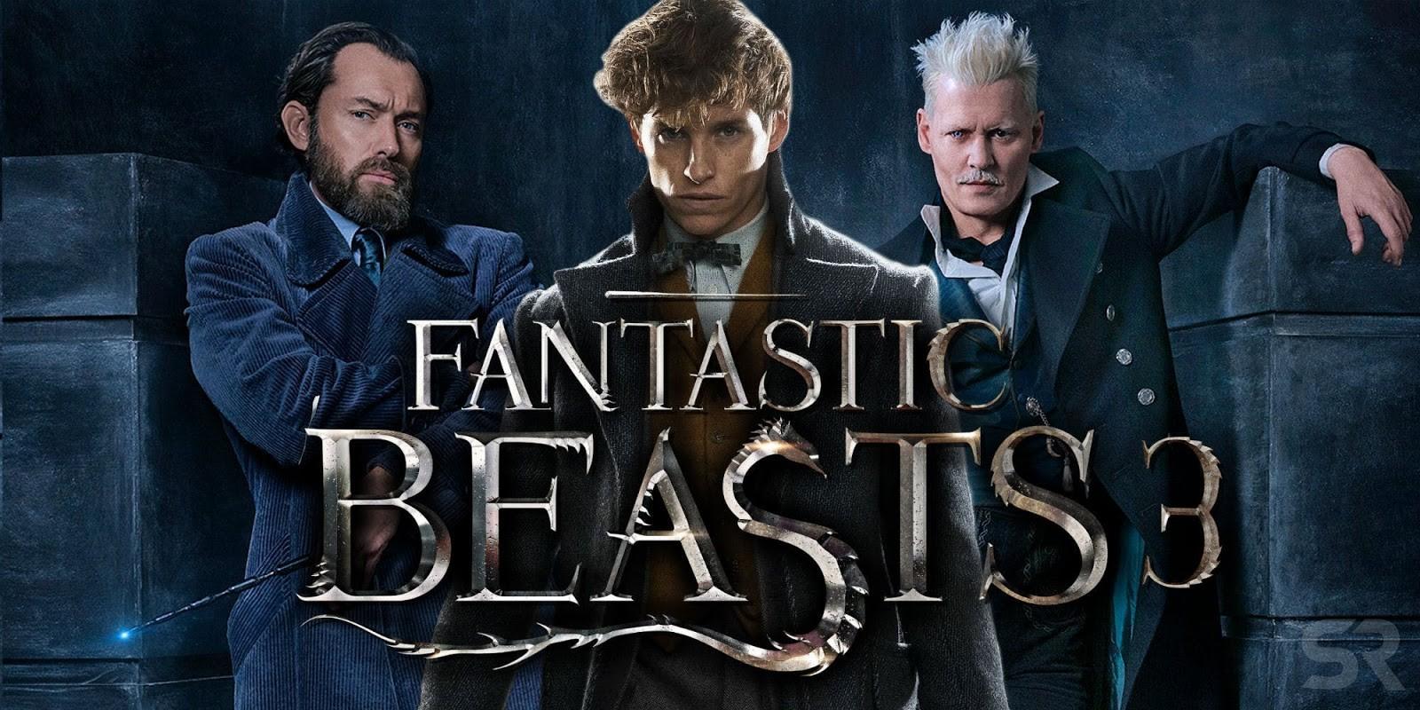 Объявлена дата выхода третьих «Фантастических тварей»
