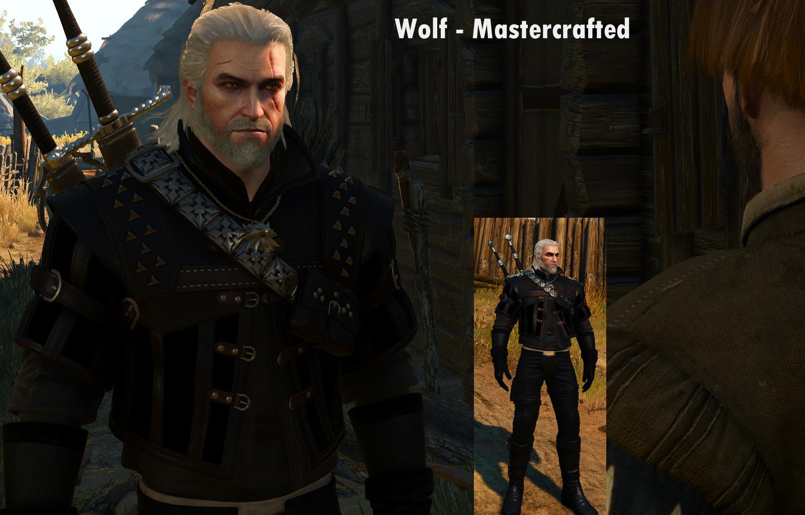 Мод черные волки скачать