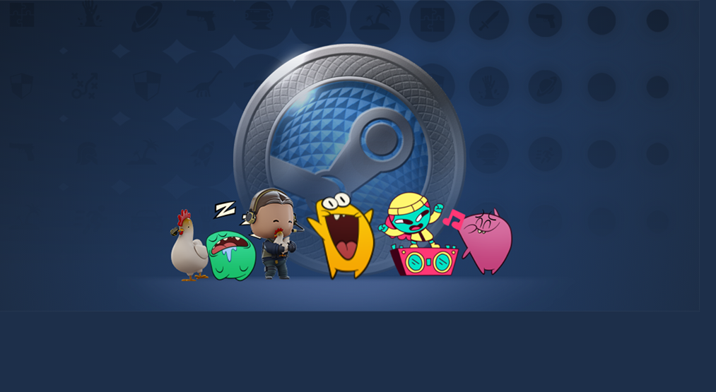 Инструменты магазина очков Steam уже доступны