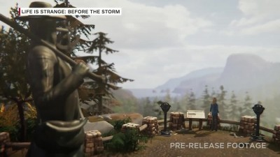 Геймплей Life is Strange: Before the Storm