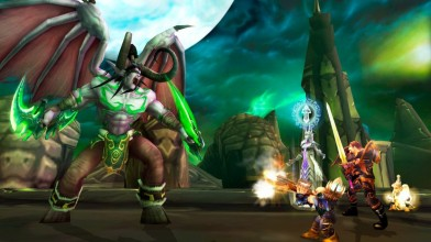 World of Warcraft: Blizzard не против серверов для The Burning Crusade и Wrath of the Lich King