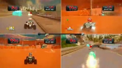 "F1 Race Stars ""Геймплей #1"""