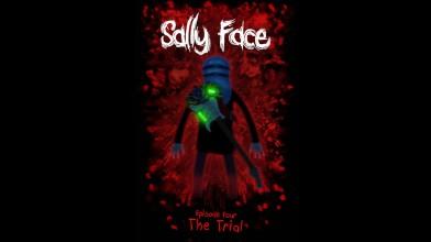 "Sally Face. Эпизод ""Суд"". Дата выхода. Перевод трейлера."