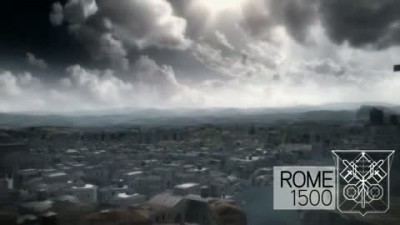 "Assassin's Creed Brotherhood ""Rome Trailer """