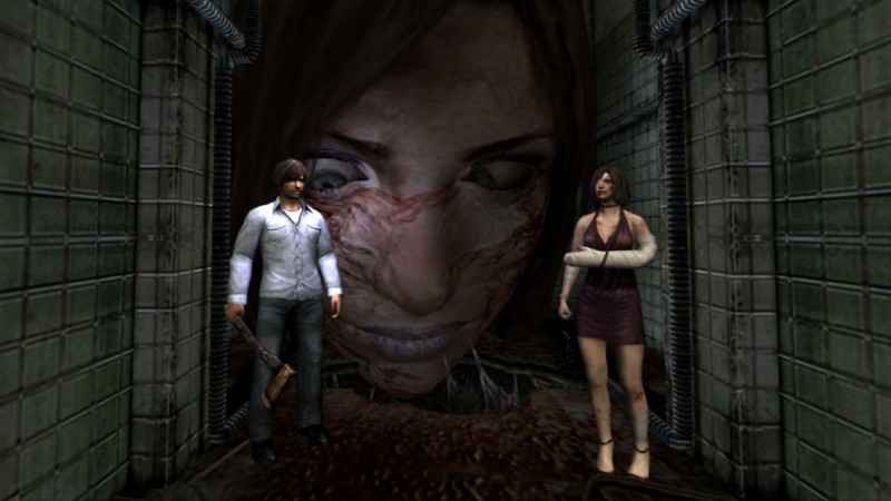 Кадр из Silent Hill 4: The Room