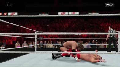 "WWE 2K16 ""2K16 Brutal Online Iron Man Match - HBK VS HHH"""