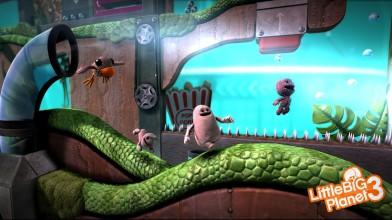 Персонажи LittleBigPlanet 3 смогут перевоплотиться в героев Big Hero 6