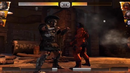 "WWE Immortals ""Геймплей iOS"""